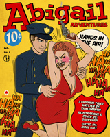 ABIGAIL ADVENTURES #1 Cover Thumb