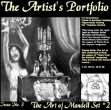 The Artist's Portfolio #3: The Art of Kalamos Cover Thumb