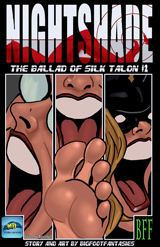 NIGHTSHADE: The Ballad of Silk Talon #2 Cover Thumb
