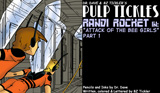 PULP TICKLES: Attack of the Bee Girls Part 1 Cover Thumb