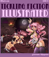 TICKLING FICTION ILLUSTRATED #01 thumb