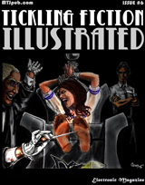 TICKLING FICTION ILLUSTRATED #06 thumb