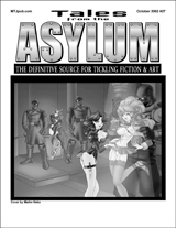 TALES FROM THE ASYLUM 27 Cover Thumb