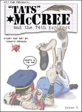 TATS McCREE #2 Cover Thumb