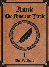 Annie The Amateur Pirate #01 Cover Thumb